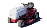 White LT 542H lawn tractor photo